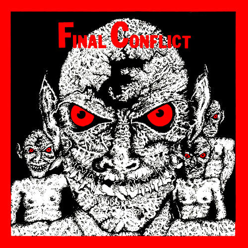 Final Conflict - Final Conflict (2010 Reissue) (EP)