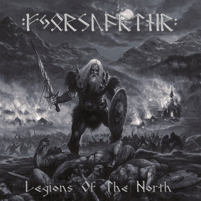 Fjorsvartnir - Legions of the North (2014 Reissue) (CD)