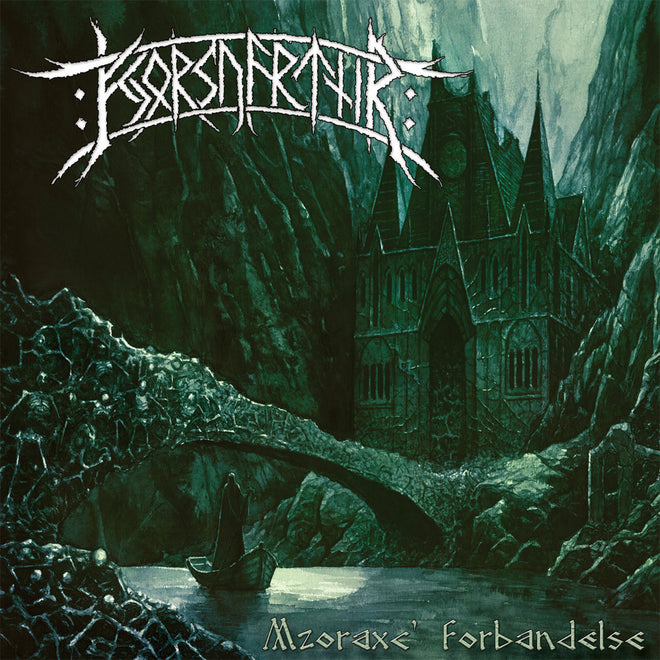 Fjorsvartnir - Mzoraxc forbandelse (2017 Reissue) (CD)