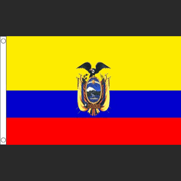 Flag of Ecuador (Flag)