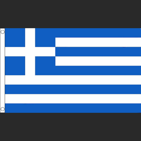 Flag of Greece (Flag)