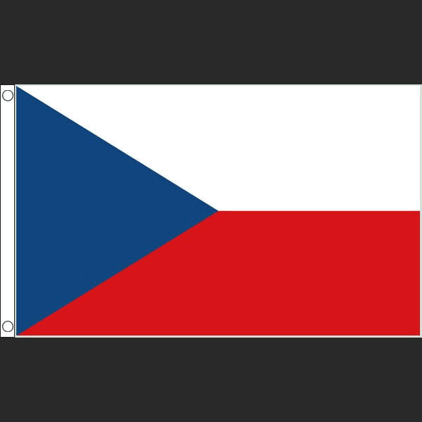 Flag of the Czech Republic (Flag)