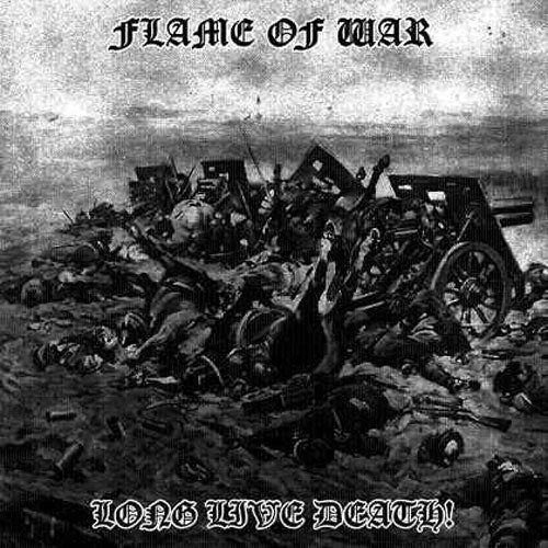 Flame of War - Long Live Death (CD)