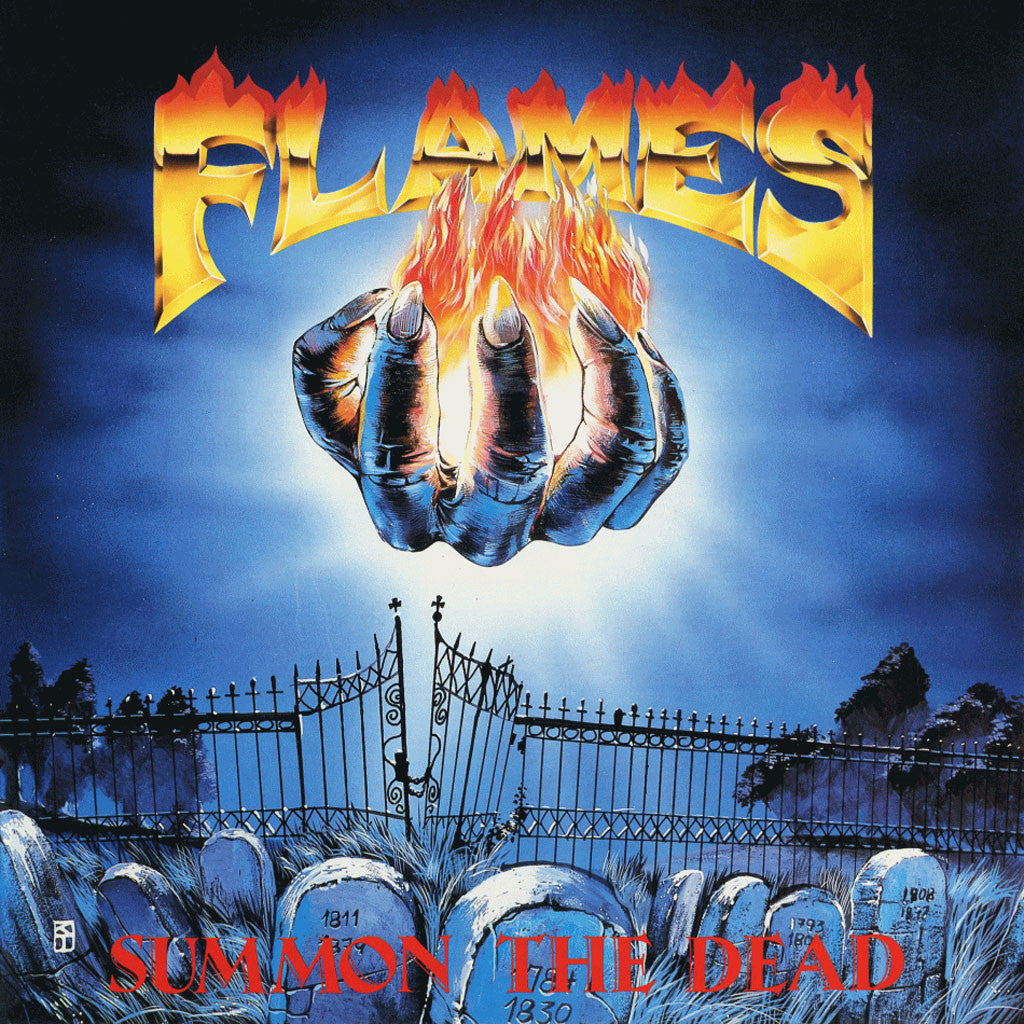 Flames - Summon the Dead (2016 Reissue) (CD)