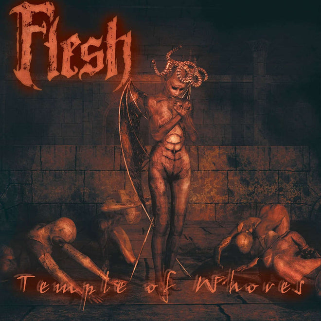 Flesh - Temple of Whores (2007 Reissue) (CD)