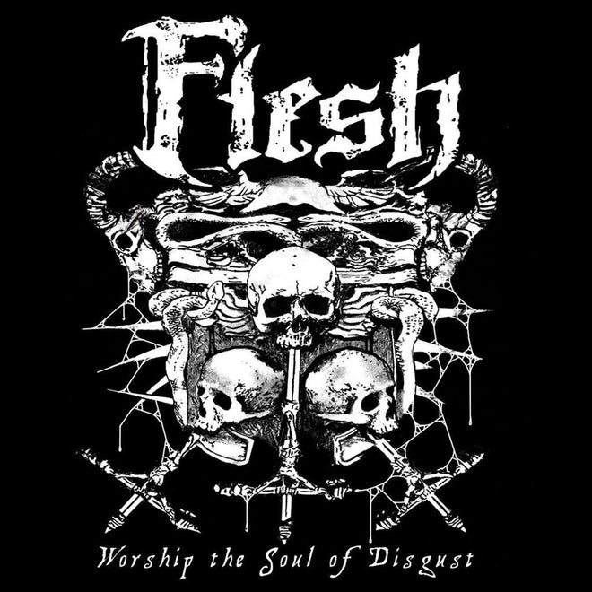 Flesh - Worship the Soul of Disgust (CD)