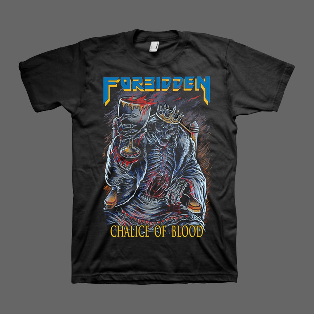 Forbidden - Chalice of Blood (T-Shirt)