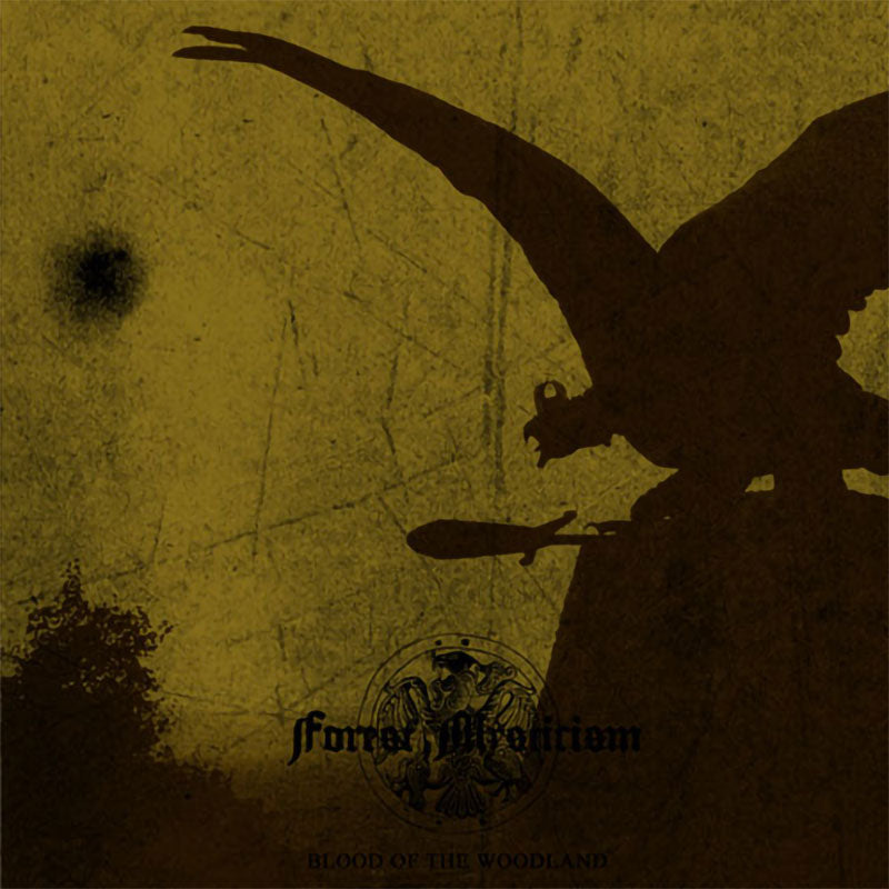 Forest Mysticism - Blood of the Woodland (CD)