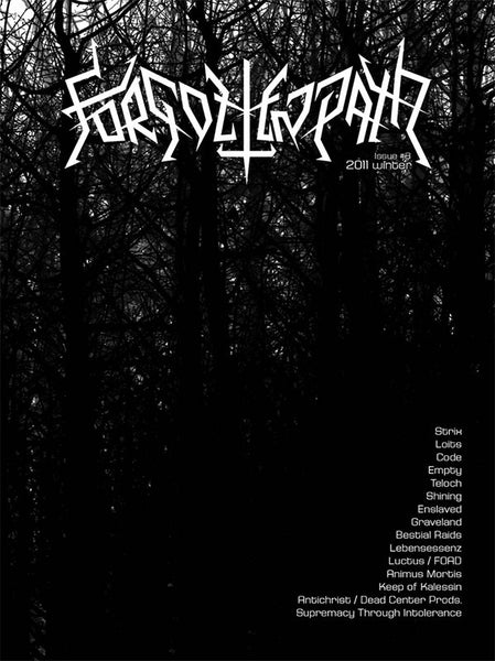 Forgotten Path - Issue 3 (Zine)