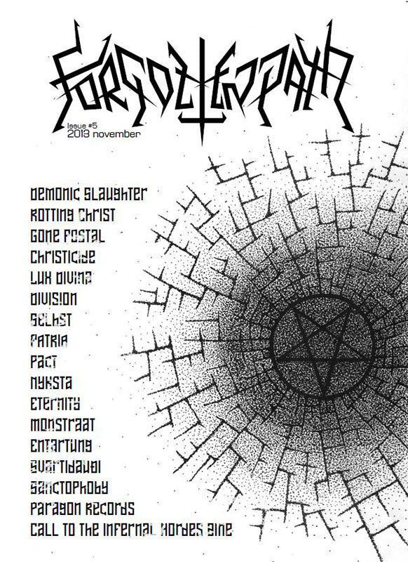 Forgotten Path - Issue 5 (Zine)