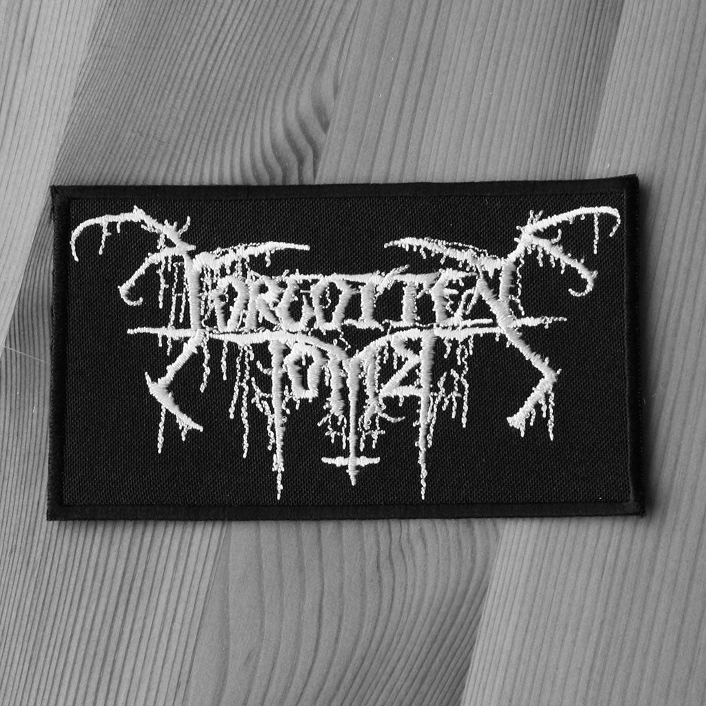 Forgotten Tomb - Logo (Embroidered Patch)
