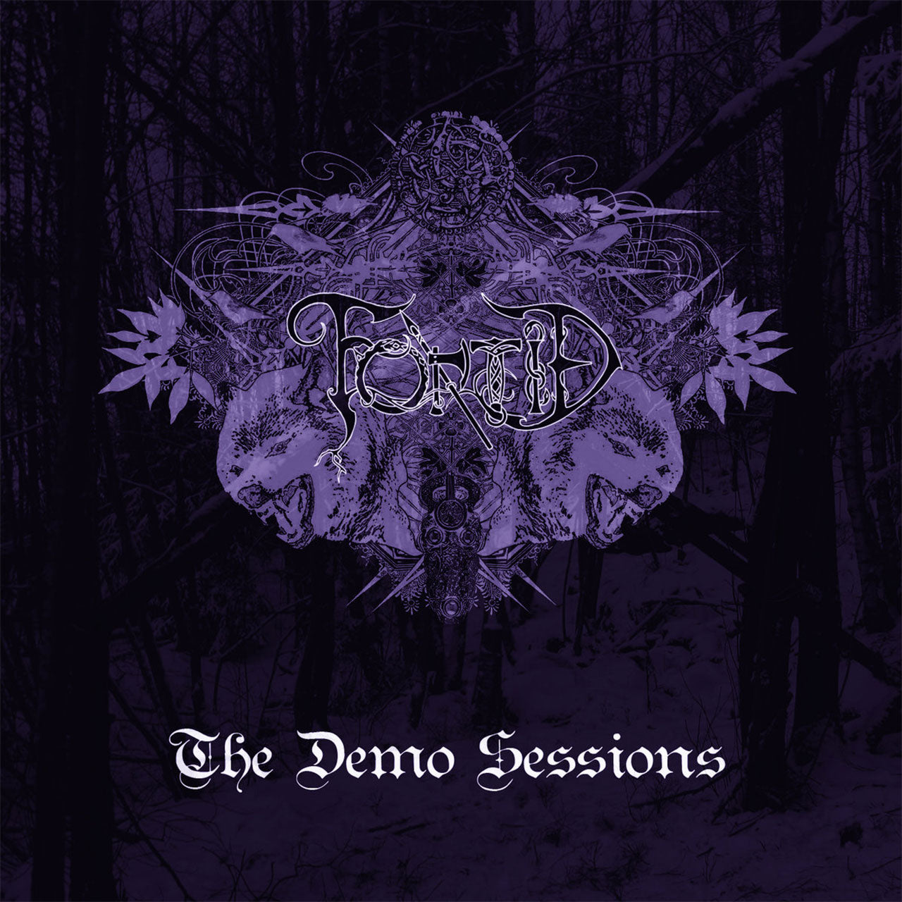 Fortid - The Demo Sessions (CD)