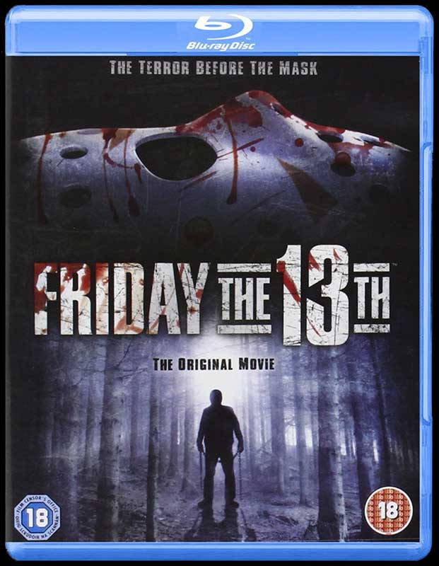 Friday the 13th (1980) (Blu-ray)