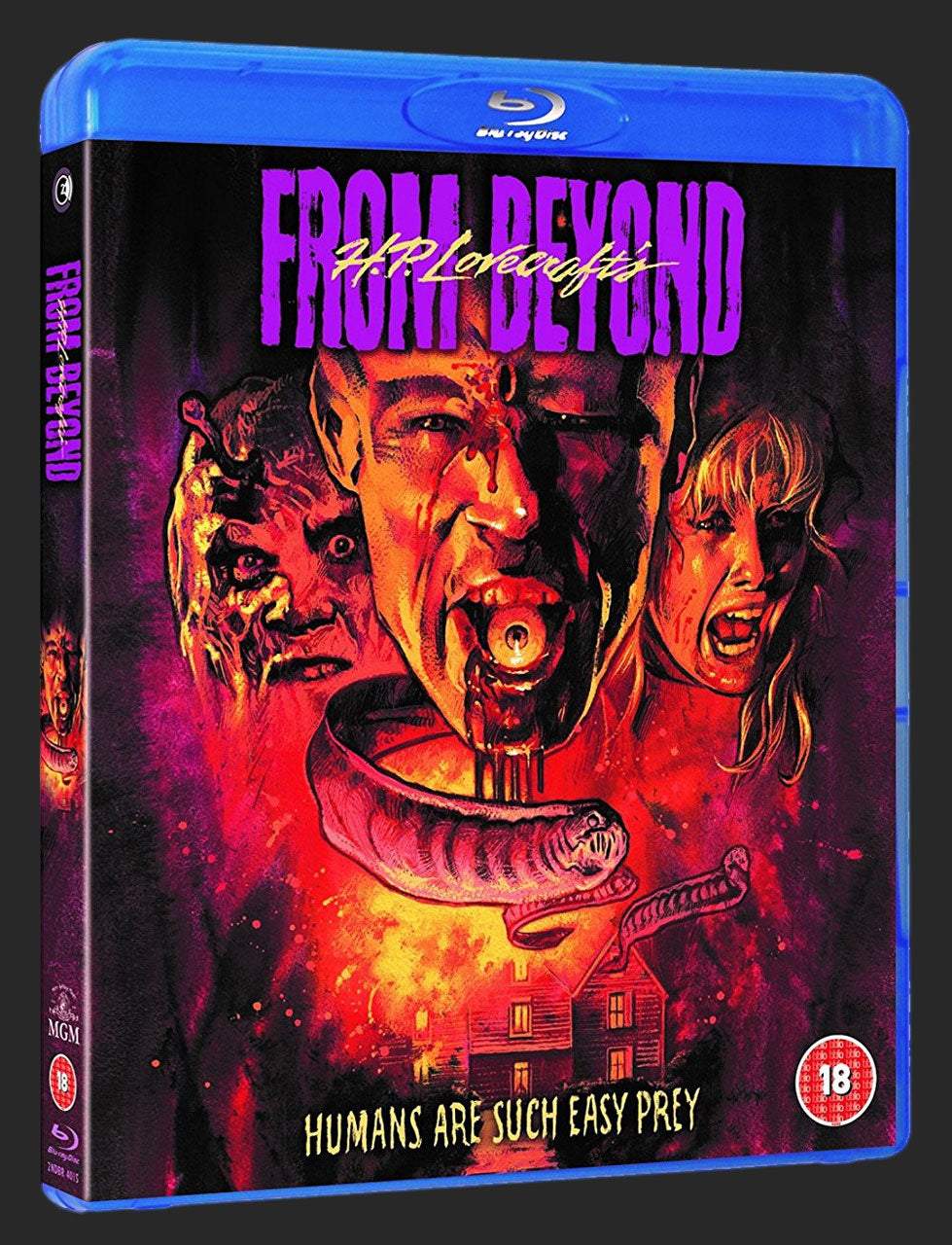 From Beyond (1986) (Blu-ray)