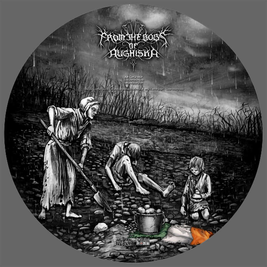 From the Bogs of Aughiska / Dark Ages - Am Gorta Mor / Holodomor (Picture Disc LP)