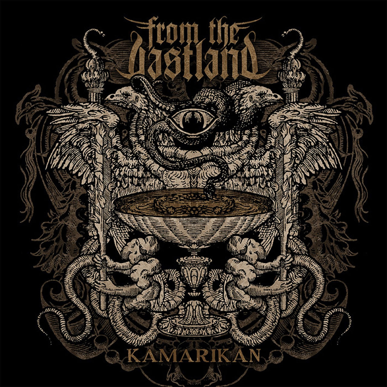 From the Vastland - Kamarikan (CD)