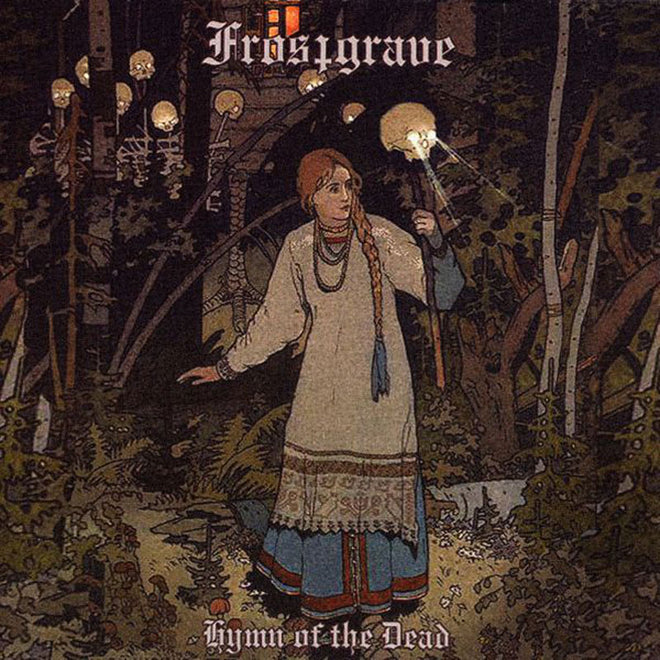 Frostgrave - Hymn of the Dead (CD)