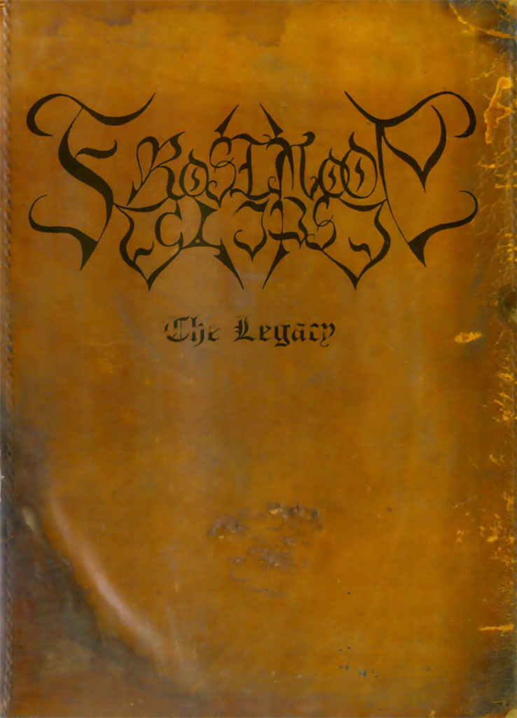 Frostmoon Eclipse - The Legacy (CD)