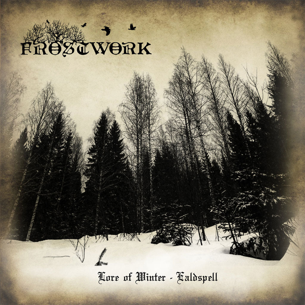 Frostwork - Lore of Winter (Ealdspell) (CD)