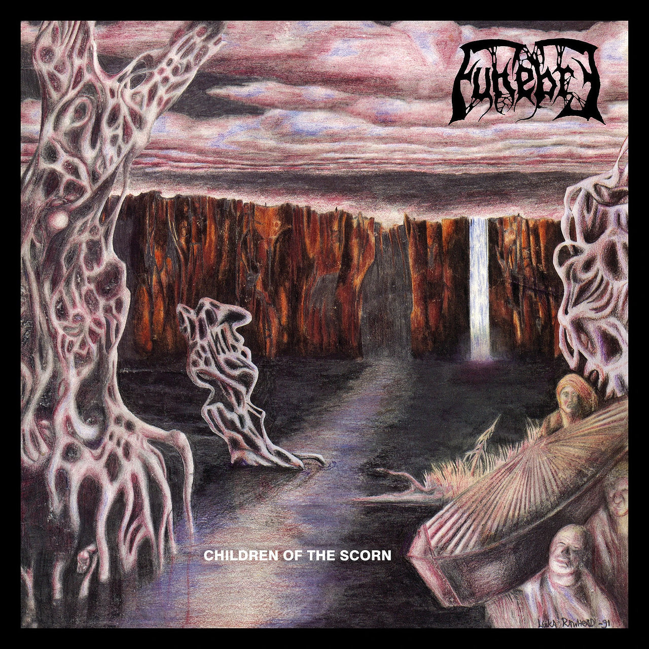 Funebre - Children of the Scorn (2019 Reissue) (LP)