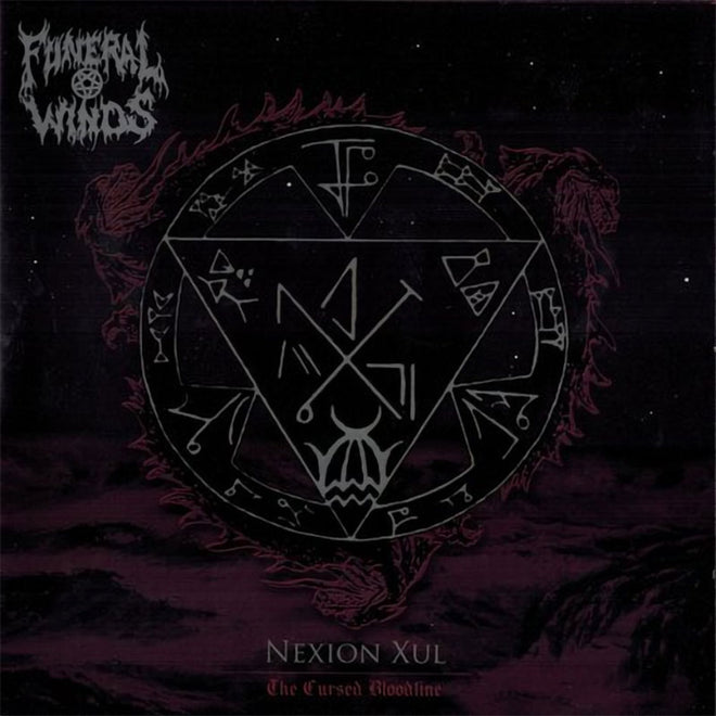 Funeral Winds - Nexion Xul: The Cursed Bloodline (CD)