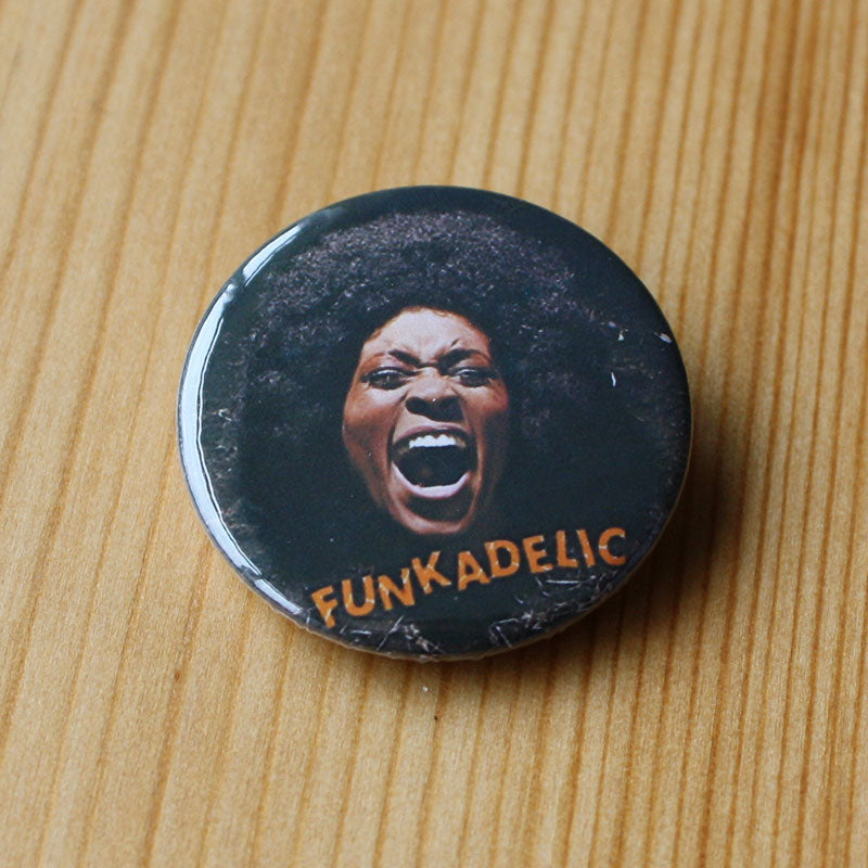 Funkadelic - Maggot Brain (Badge)