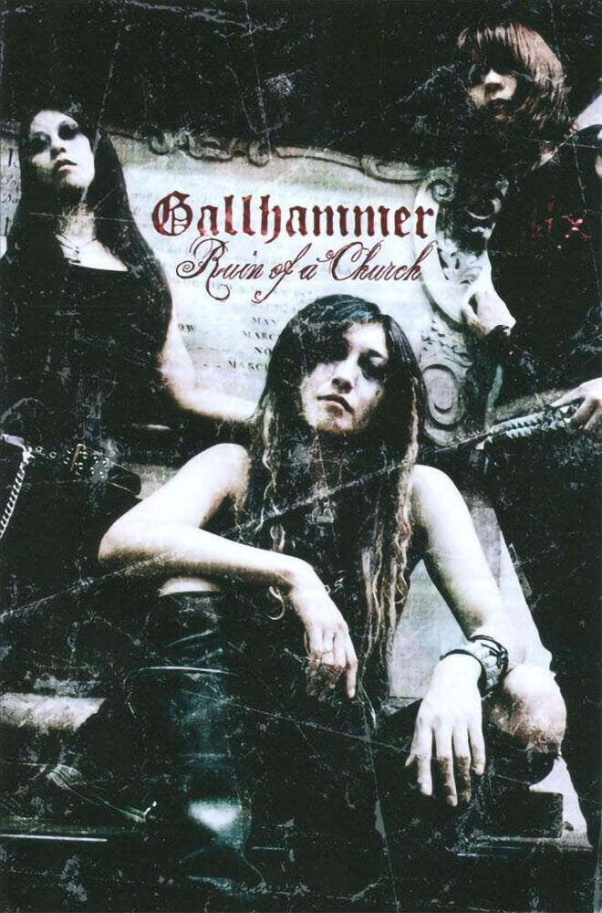 Gallhammer - Ruin of a Church (DVD)