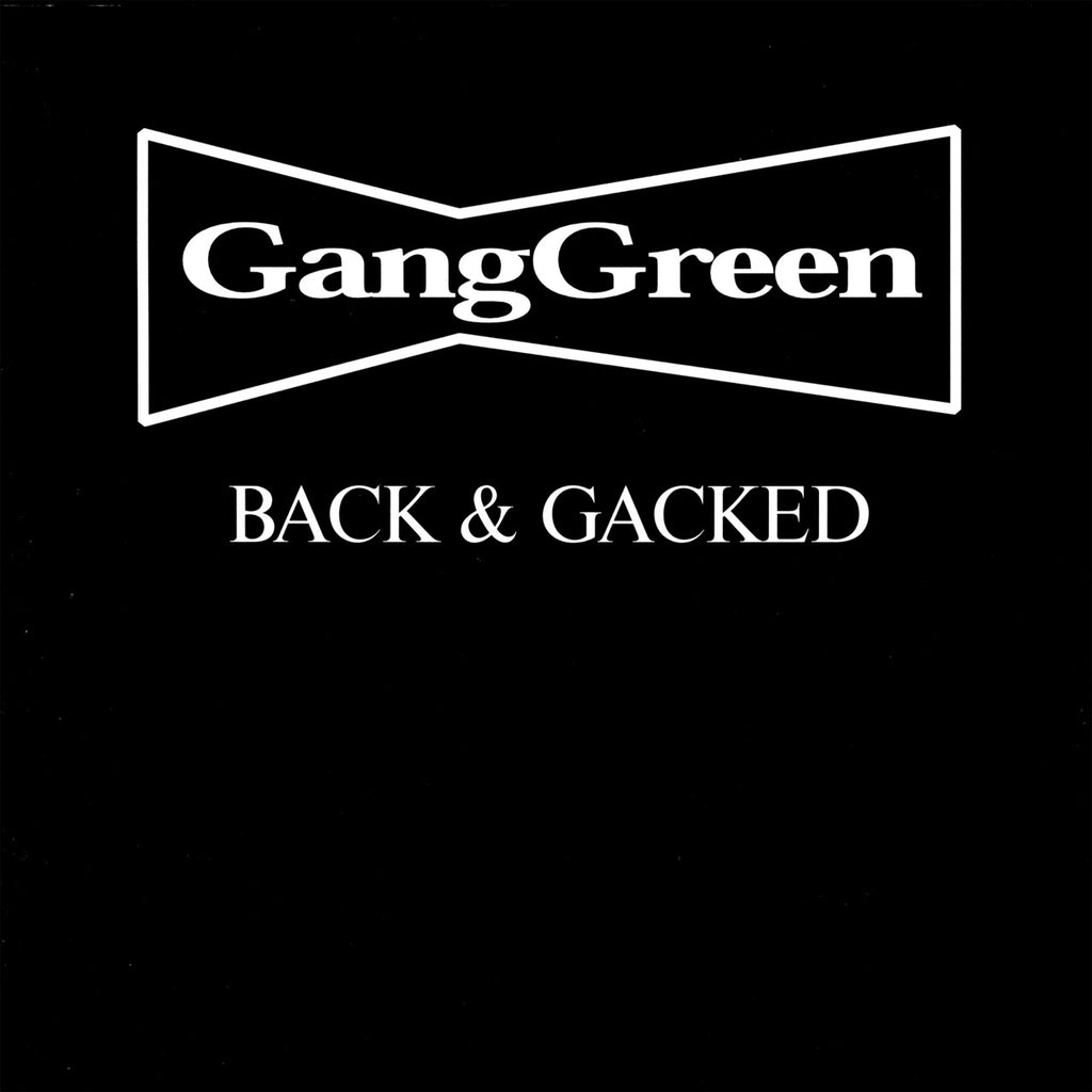 Gang Green - Back & Gacked (CD)