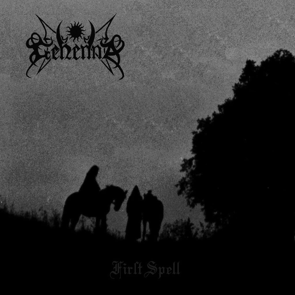 Gehenna - First Spell (2014 Reissue) (CD)