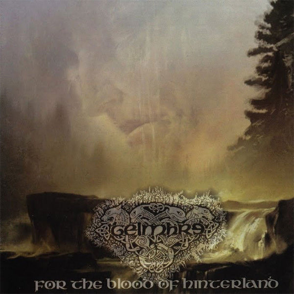 Geimhre / Shade - For the Blood of Hinterland / ISA (CD)
