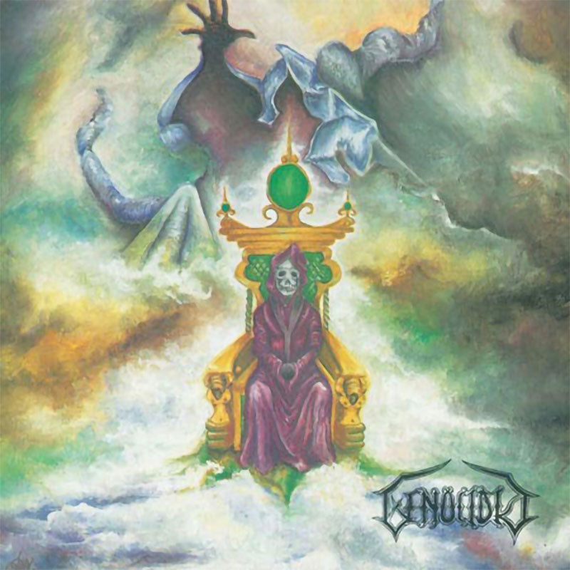 Genocidio - Genocidio (2011 Reissue) (LP)
