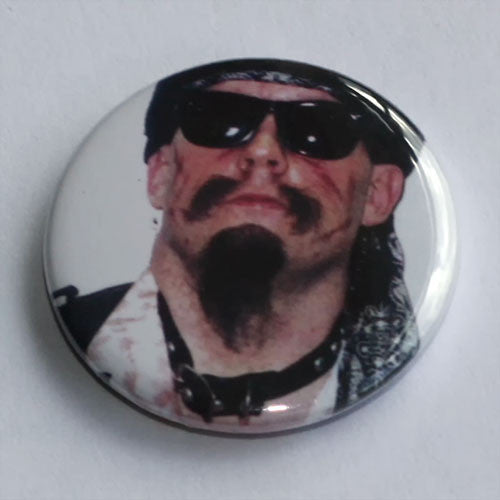 GG Allin - Always Was, Is and Always Shall Be (Badge)