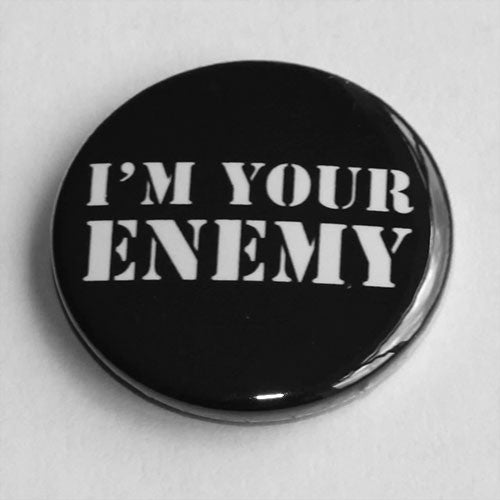 GG Allin - I'm Your Enemy (Badge)