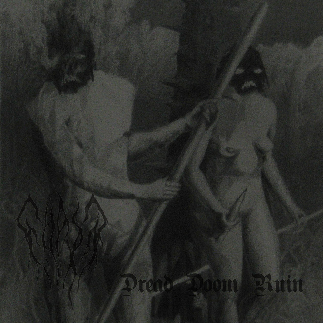 Ghast - Dread Doom Ruin (Digipak CD)