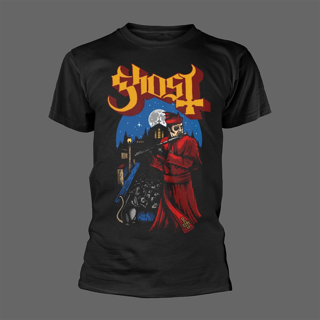 Ghost - Advancing Pied Piper (T-Shirt)