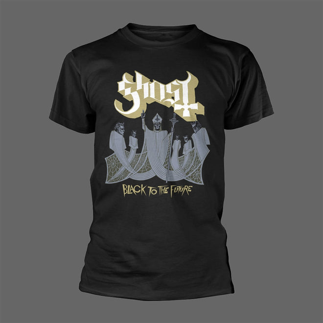 Ghost - Black to the Future (T-Shirt)