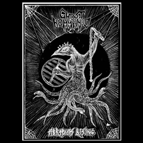 Ghost Kommando - Abraxas Rising (CD)
