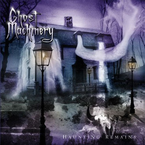 Ghost Machinery - Haunting Remains (CD)