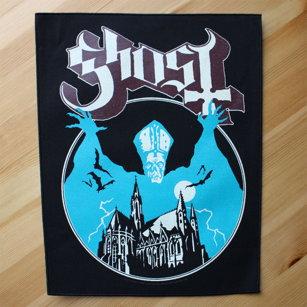 Ghost - Opus Eponymous (Backpatch)