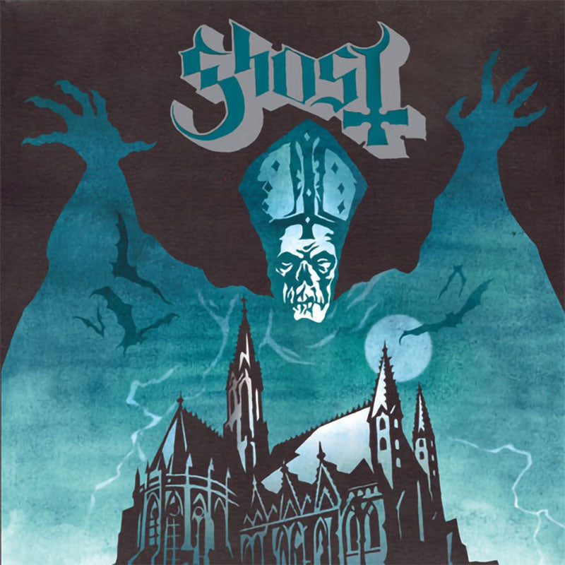 Ghost - Opus Eponymous (CD)