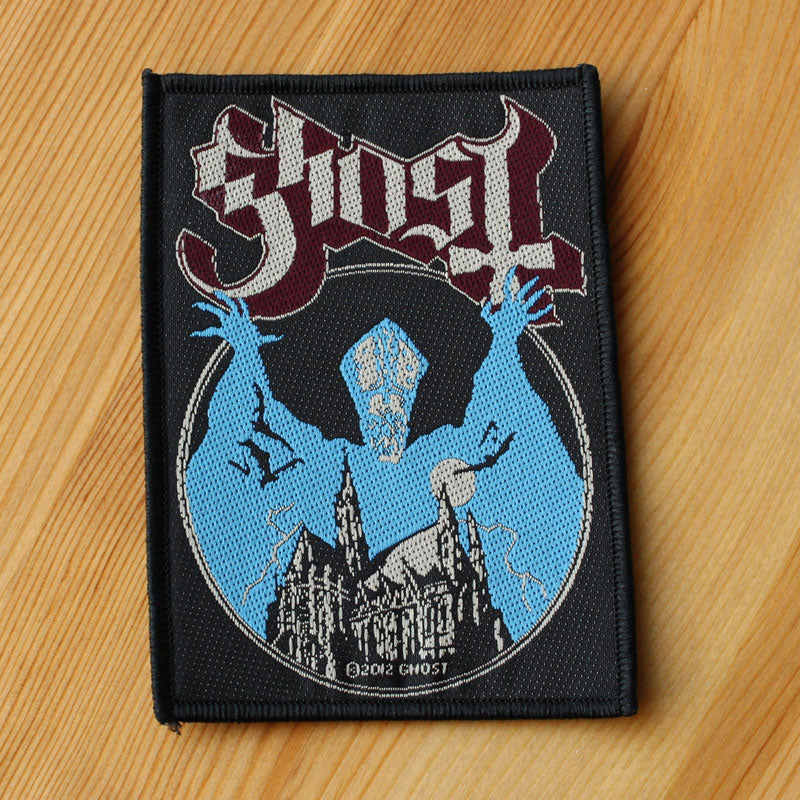 Ghost - Opus Eponymous (Woven Patch)