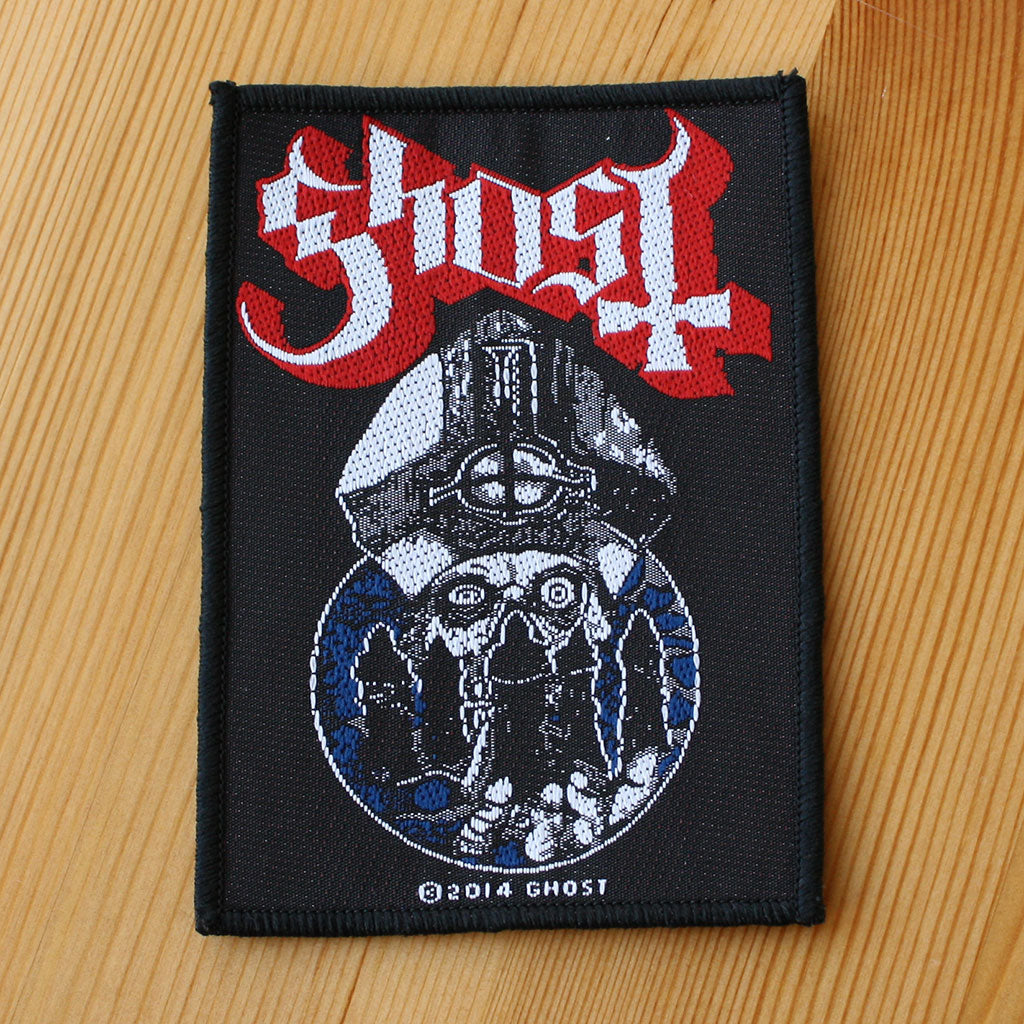Ghost - Warriors (Woven Patch)