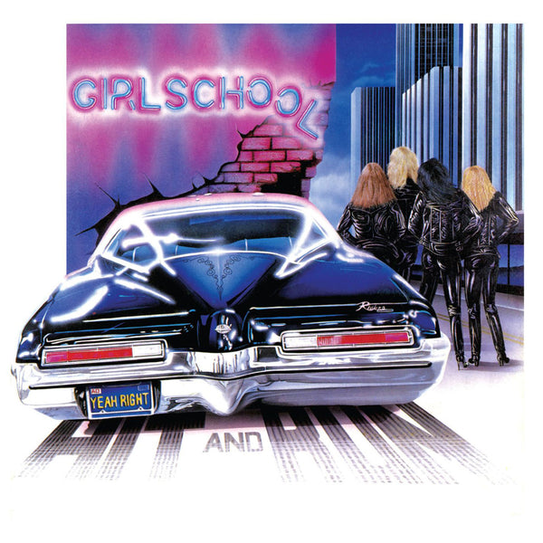 Girlschool - Hit and Run (2017 Reissue) (Digipak CD)