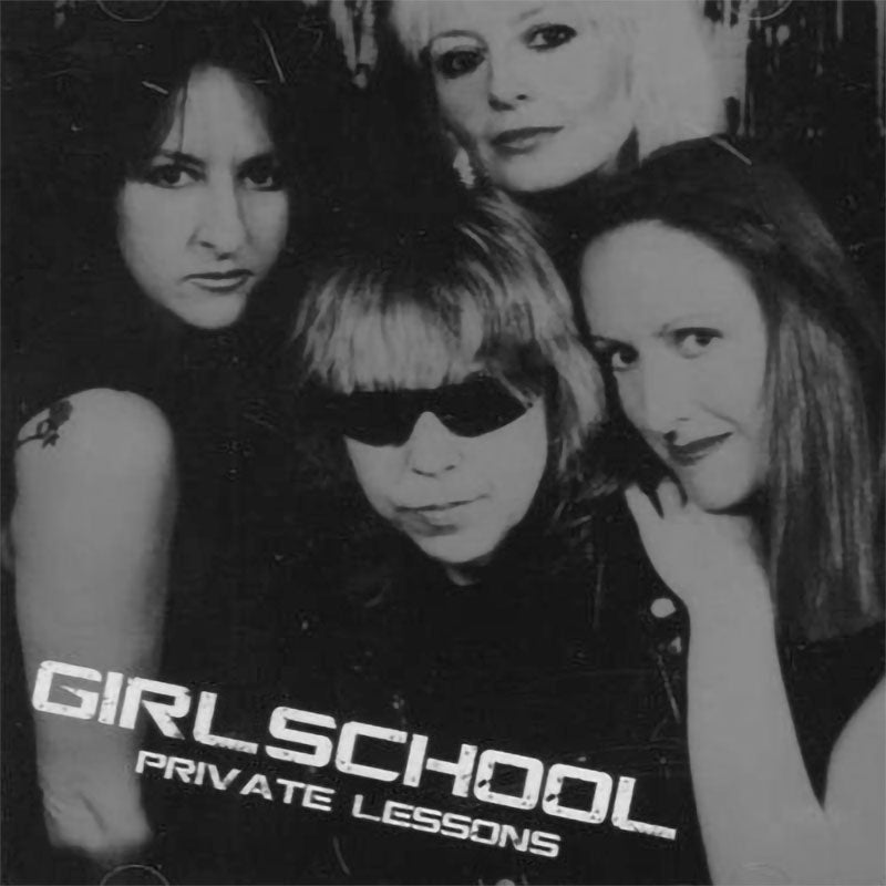 Girlschool - Private Lessons (2CD)