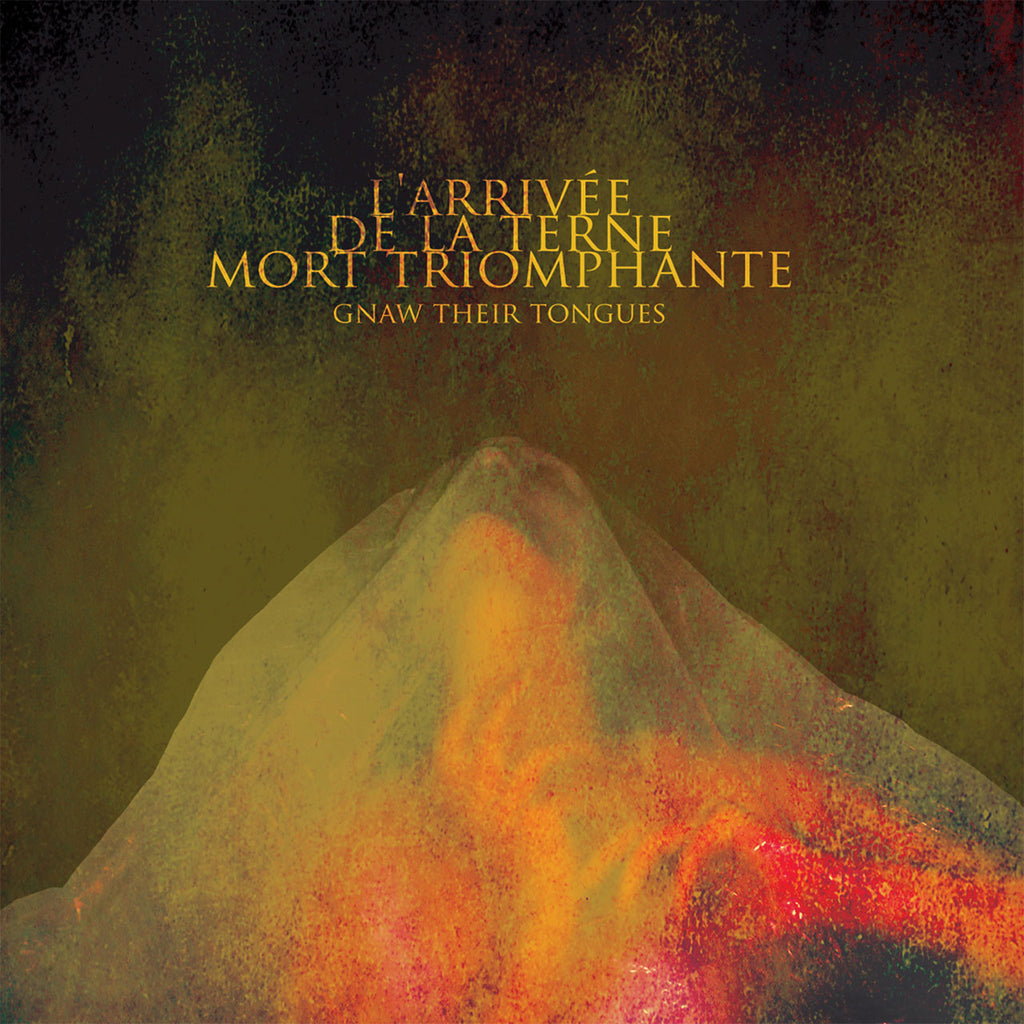 Gnaw Their Tongues - L'arrivee de la terne mort triomphante (Digipak CD)