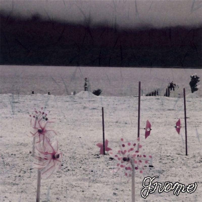 Gnome - Silent Scream (CD)