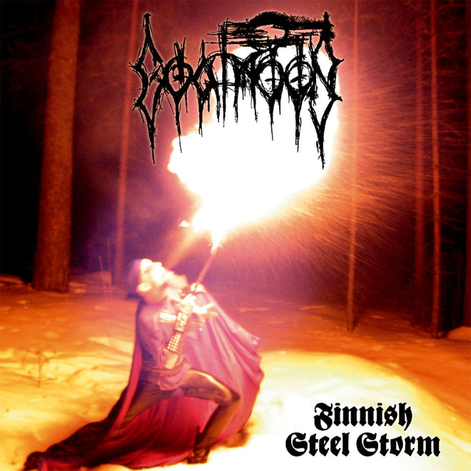 Goatmoon - Finnish Steel Storm (2018 Reissue) (CD)