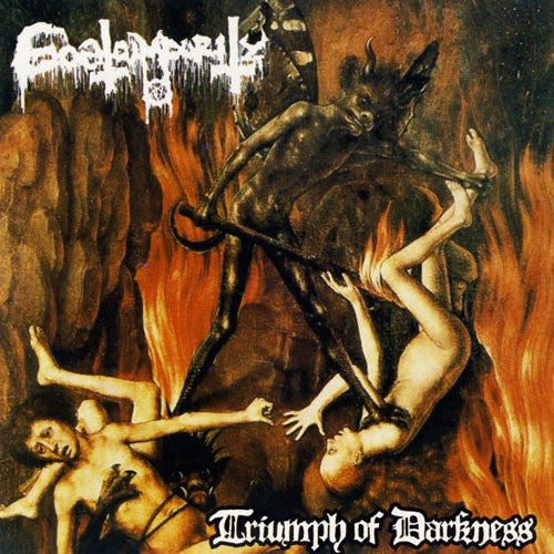 Goatoimpurity - Triumph of Darkness (CD)
