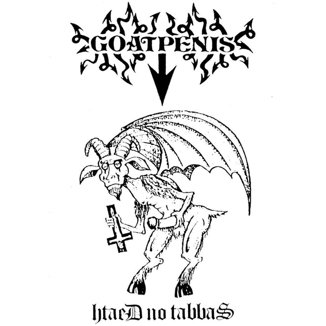 Goatpenis - htaeD no tabbaS (2019 Reissue) (LP)