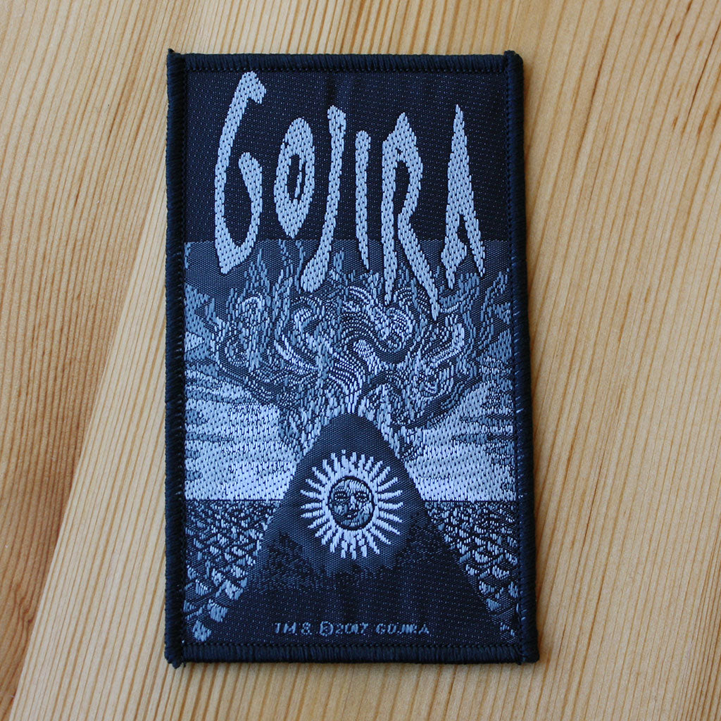Gojira - Magma (Woven Patch)